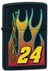 Zippo JEFF GORDON #24 FLAMES - 24727