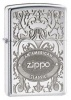 Zippo American high polish chrome lighter 24751
