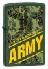 Zippo U.S. ARMY/ GREEN MATTE - 24828