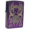 Zippo Purple Harley Davidson Abyss Lighter (Z24954)
