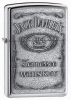 Zippo High Polish Chrome Pewter JD Lighter 250JD427