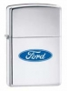 Highly Polished Chrome Ford Oval Lighter 250F957