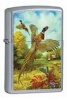Zippo Linda Pickens Pheasants lighter (model 28010)