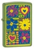 The Zippo Funky Flowers (model 28057)
