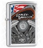 Zippo Harley Davidson Engine Lighter (Model 28081)