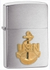 Zippo Navy Anchor Emblem lighter (model 280ANC)