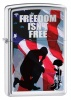 Zippo Freedom Isn't Free Lighter Model 28336