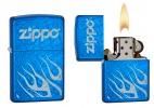 Zippo ZIPPO LOGOS CERULEAN - 28364