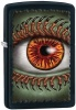 Zippo MONSTER EYE BLACK MATTE - 28668