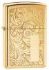 Zippo high polished brass Venetian (model 352B)