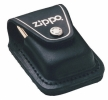 Zippo LIGHTER POUCH W/LOOP, BLACK - LPLBK