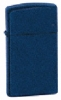 Zippo Navy Matte lighter (model 1639)