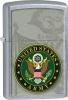 Zippo US ARMY STREET CHROME - 28632