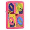 Zippo NEON PIN / POP  LIPS - 29086