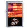 Zippo MARINES/ FLAG - 29123
