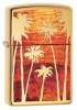 Zippo FUZION PALM TREE SUNSET - 29420