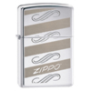 Zippo 24456 Windswept High Polish Lighter