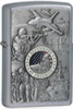 Zippo Joined Forces Emblem Lighter (Model 24457)
