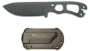 Becker 11 Black Fixed Neck Knife