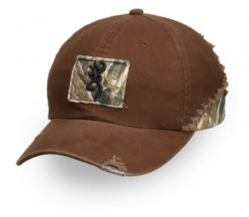 Browning Brown Tattered Reed MODB Cap BR308130171.