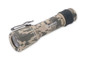 Browning 371-1243 Catalyst Flashlight Digital Camo Design 175 Lumens
