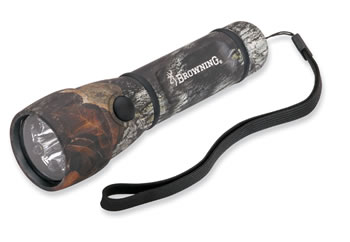 Browning 371-5151 Black Ice Flashlight