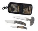 Browning 322-438 MONBU 3 Tool Combo Knife / Saw Set