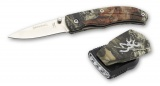 Browning NIGHTSEEKER MOBU/ KOMMER KNIFE - 371-5096