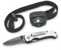 Browning Microblast Headlamp / Knife Set 371-2220