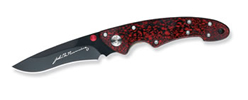 Browning 322-074 Red Eclipse Knife 35 Blade
