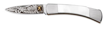 Browning Classic Folder Mother Of Pearl Knife 322337
