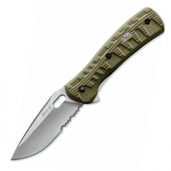 Buck 6266 Van For Marine Od Grn knives 847ODX