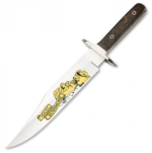 916WASLE Mt Rushmore 4809 Bowie Collectible Knife 916WASLE