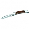 Buck 501 Classic Squire Knife With Woodgrain Handle
