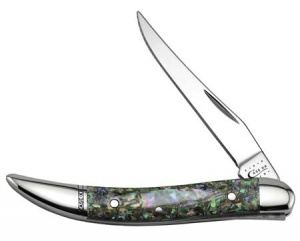 Case Abalone Small Texas Toothpick 12002 (810096SS)