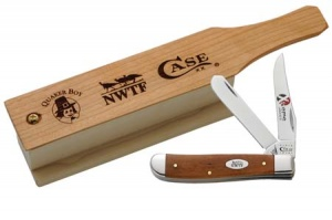 Case Mini Trapper/turkey Call Nwtf knives 8902