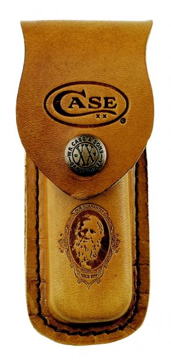 Case Large Job Leather Sheath knives 9027