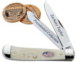 Case Presidential Coin Sets Taylor knives 9681