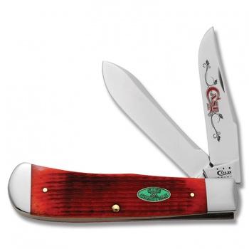 Case Corncob Jig DK Red Panama Trap CA32603