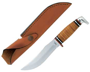Case Upswept Skinner Hunting Knife 00384