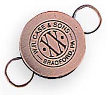 Case XX Copper KeyringCA-1035(1035)125 Inch09oz