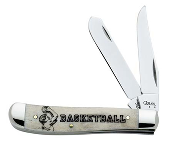 Case 8752 Basketball Mini Trapper knife