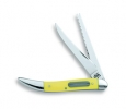 Case 120 Yellow Fishing Knife320094SS 27oz 425