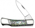 Case XX 12003 81225L SS Abalone 12003 Lockback Knife