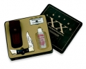 Case Lockback Knife Honing Oil Sharpener Set 182
