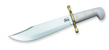 Case 2000 White Synthetic Bowie Knife