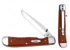 Case 30112 Trapperlock Knife with Chestnut Bone Handle