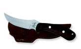 Case Rosewood -  Ridgeback® Hunter w/Sheath (RIDGEBACK SS) - 398