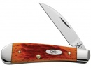 Case 55913 Orange Blaze Sway Back Knife