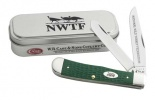 Case 6254SS SM GREEN TRAPPER NWTF - 8900